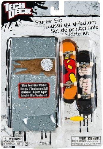 Tech Deck 221429 - Funda protectora (edición principiantes)surtido:modelos y colores  aleatorios