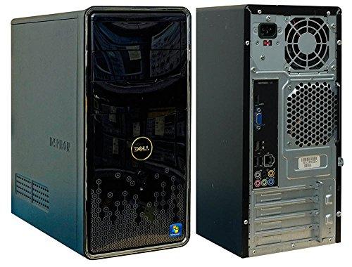 【中古】 DELL Inspiron 580 Black Core i3/3.2GHz Win 7 Home 64bit インストール済み タワー型