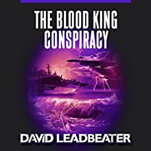 The Blood King Conspiracy: Matt Drake, Book 2 (       UNABRIDGED) by David Leadbeater Narrated by Nigel Patterson