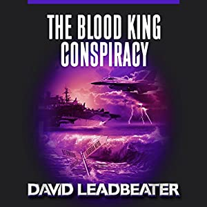 The Blood King Conspiracy Audiobook