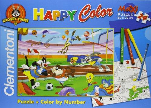 Imagen 1 de Clementoni - Puzzle infantil de Looney Tunes  (24 piezas)