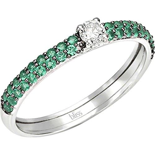 anello donna gioielli Bliss Firefly misura 16 offerta classico cod. 20064006