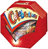 Celebrations Packung 200 g, 3er Pack (3 x 200 g Packung)