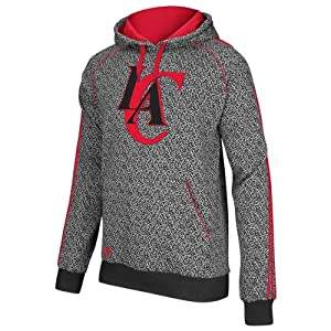Los Angeles Clippers Adidas 2012 NBA Static Performance Hooded Sweatshirt by adidas