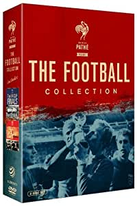 British Pathe Football Collection - History of the FA cup and England Greatest Games. [DVD]