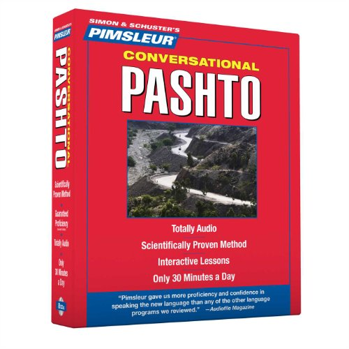 Pashto, Conversational: Learn to Speak and Understand Pashto with Pimsleur Language Programs