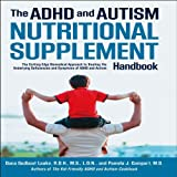 By Dana Laake - The ADHD and Autism Nutritional Supplement Handbook: The Cutting-Edge Biomedical Approach to Treating the Underlying Deficiencies and Symptoms of ADHD and Autism (12.2.2012)