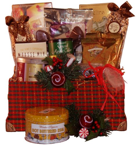 Heart Warming Holiday Gift Basket - Large