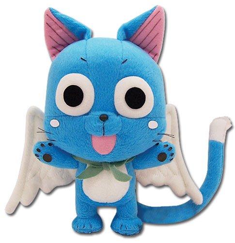 Fairy Tail 8″ Happy Plush image