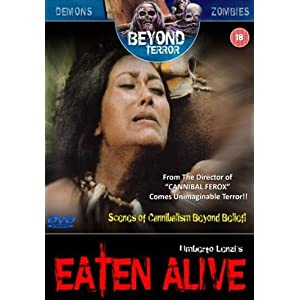 Eaten Alive [Import anglais]