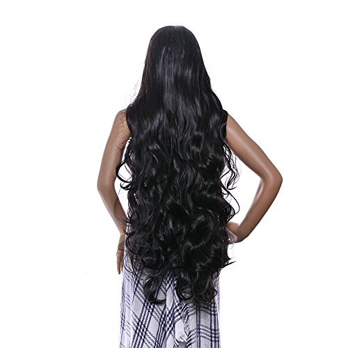 Long Curly Full Wig