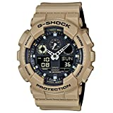 G-Shock GA-100 Military Series Watches - Tan / One Size
