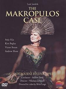 The Makropulos Case - Glyndebourne Festival Opera [1995] [DVD] [2003] [NTSC] [2001]