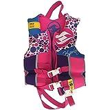 2015 Hyperlite Girls Girlz Kids Pink Blue Child Life Vest Jacket Wakeboarding Fishing Boating Swimming- 30-50...