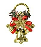 TRINITY CHRISTMAS Three Bell Decoration Hanging