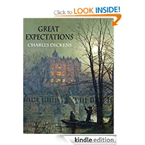 GREAT EXPECTATIONS (illustrated, complete,  and with the original illustrations)