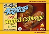 'Amazing Meals' Glatt Kosher Beef Stuffed Cabbage in Gravy