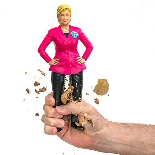The New 2016 Hillary Nutcracker-with Stainless Steel Thighs!