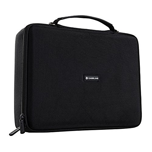 Caseling Extra Large Hard Case (2 Row) for C. A. H. Card Game. Fits the Main Game, All 6 Expansions Plus. Includes 6 Moveable Dividers. Fits up to 1650 Cards. - Card Game Sold Separately. Black