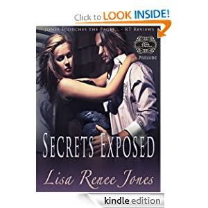 Free Kindle Book: Secrets Exposed (Previously released as Hidden Instincts), by Lisa Renee Jones. Publisher: Lisa Renee Jones (June 14, 2011)