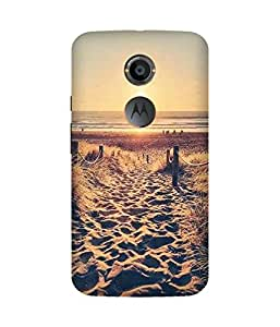 Beach Love Motorola Moto X Case