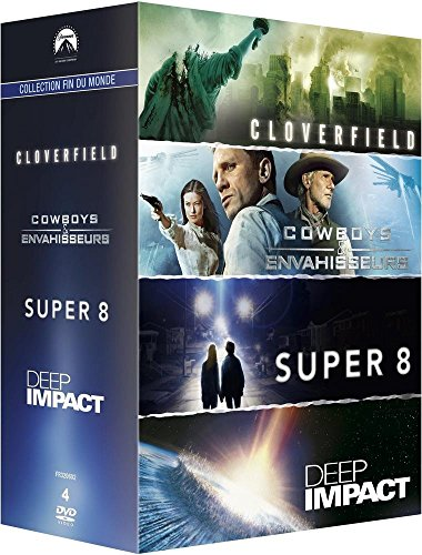 paramount-collection-fin-du-monde-cloverfield-cowboys-envahisseurs-super-8-deep-impact-francia-dvd