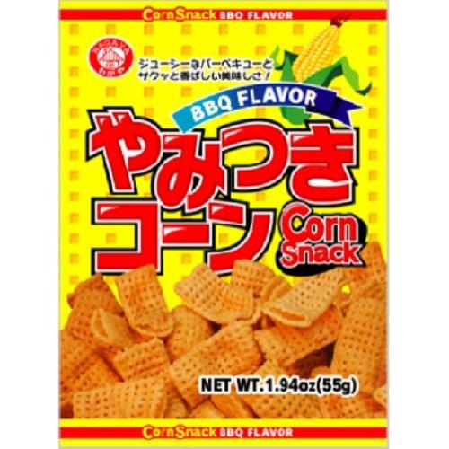 Wagaya Corn Snack, Bbq, 1.94 Ounce (Pack Of 10)