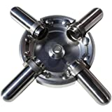 Ample Scientific SR4 4-place Aluminum Swing Horizontal Rotor for Champion Bench-Top Centrifuge, 29.5mm Diameter, 50mL Capacity