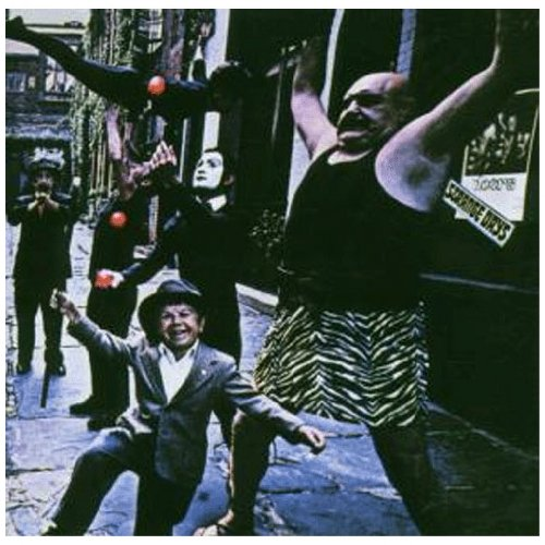 Strange Days artwork
