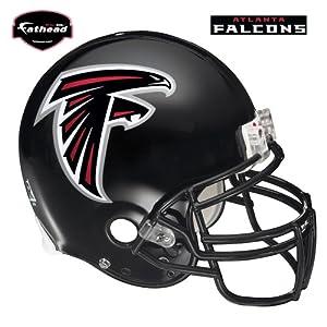 Fathead Atlanta Falcons Helmet Wall Decal by Fathead