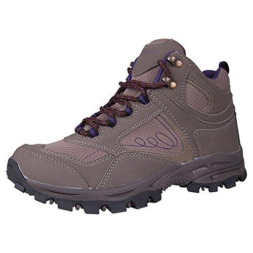 Mountain Warehouse Mcleod Damen Wanderstiefel Schuhe Stiefel...