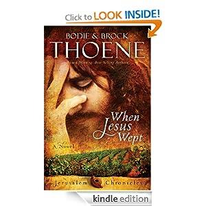 When Jesus Wept (Jerusalem Chronicles, The)