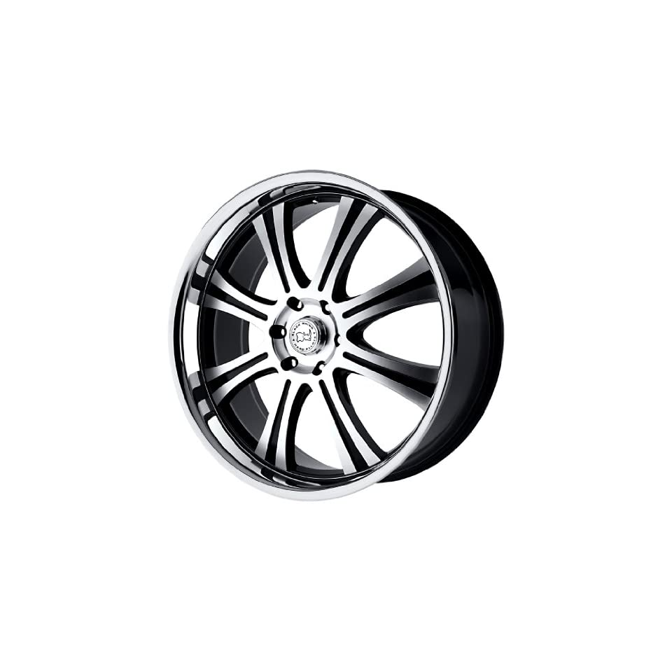 Black Rhino Wheels Sabi Series Gloss Black Stainless Wheel (20x9/6x139.7mm)