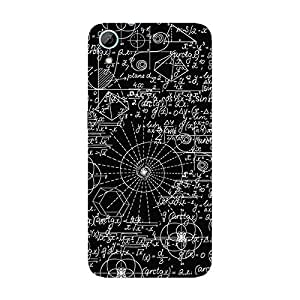 Garmor Designer Plastic Back Cover For HTC Desire 828