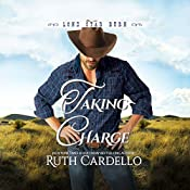 Taking Charge: Lone Star Burn, Book 4 | Ruth Cardello