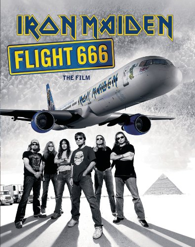 Iron Maiden Flight 666: The Film [Blu-ray] [Import]