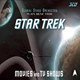 "Star Trek Movies & TV Showsvon ""Star Trek-Global Stage..."""