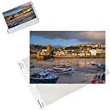 Photo Jigsaw Puzzle of St. Ives Harbour, Cornwall, England, United Kingdom, Europe from Robert Harding