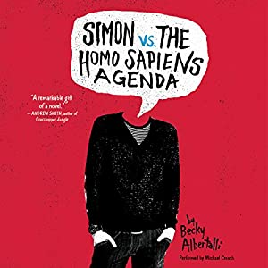 Simon vs. the Homo Sapiens Agenda Hörbuch