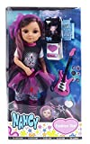 Nancy - Fashion Star Rock Star, muñeca (Famosa 700011543)