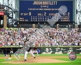 Mark Buehrle White Sox Perfect Game w/Scoreboard 8x10
