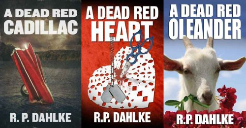 3-in-1 BOXED SET ALERT! Don't miss this great price for all three books in  The Dead Red Mystery Series by RP Dahlke  Sample Now For Free!