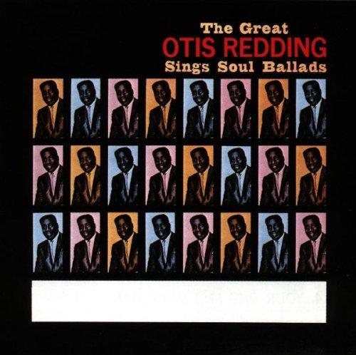 The Great Otis Redding Sings Soul Ballads artwork