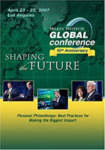 2007 Global Conference: Personal Philanthropy