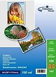 100 Blatt EtikettenWorld Fotopapier A4 230g/qm hochglänzend...