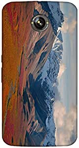 Timpax protective Armor Hard Bumper Back Case Cover. Multicolor printed on 3 Dimensional case with latest & finest graphic design art. Compatible with Google Nexus-6 Design No : TDZ-27469