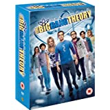 The Big Bang Theory - Season 1-6 [DVD] [2013]by Johnny Galecki