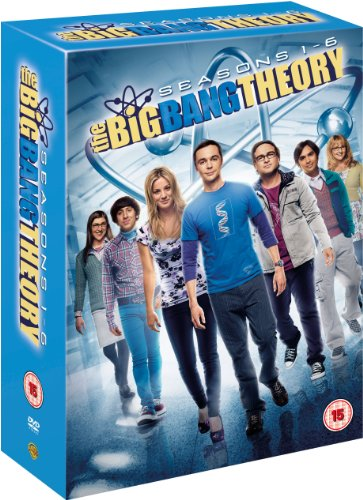 Big Bang Theory DVD Set