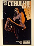 Cthulhu Tales Issue 3 Cover A Comic Book