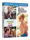 echange, troc Mange, prie, aime + Erin Brockovich [Blu-ray]